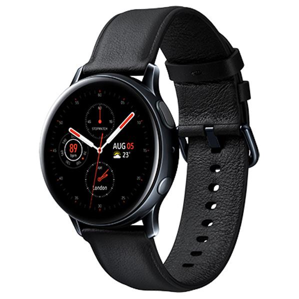 サムスン Galaxy Watch Active2(40mm) ブラック SM-R830NSKAXJP [SMR830NSKAXJP]