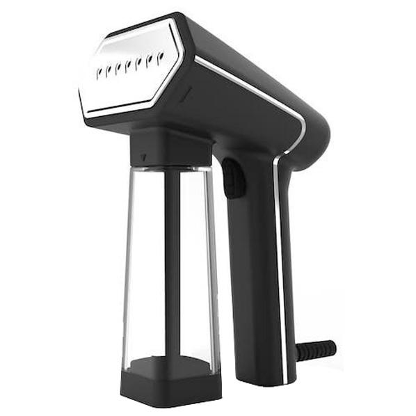 自立型デザイン 無料サンプルOK 簡単操作で使いやすい SteamOne 衣類スチーマー 好評 SN506SB ブラック S-Nomad