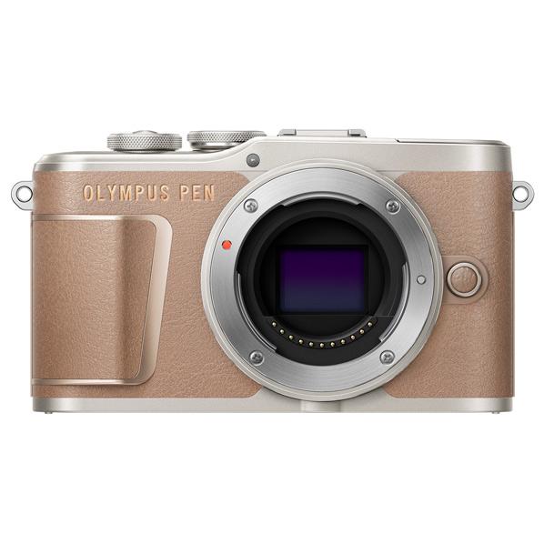 オリンパス デジタル一眼カメラ・ボディ OLYMPUS PEN ブラウン E-PL10ボディ-BRW [EPL10BRW]【RNH】