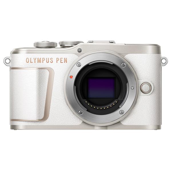オリンパス デジタル一眼カメラ・ボディ OLYMPUS PEN ホワイト E-PL10ボディ-WHT [EPL10WHT]【RNH】