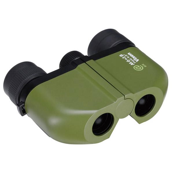 ビクセン 双眼鏡 at6 M6×18 アツトシツクスM6X18 [アツトシツクスM6X18]