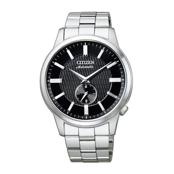 シチズン 腕時計 シチズンコレクション メカニカル クラシカルライン スモールセコンド 黒 NK5000-98E [NK500098E]