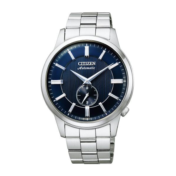 シチズン 腕時計 シチズンコレクション メカニカル クラシカルライン スモールセコンド 青 NK5000-98L [NK500098L]