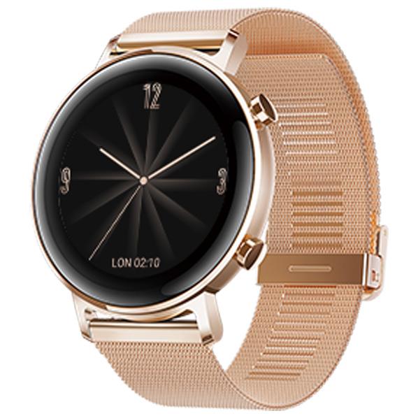 HUAWEI Watch GT2(42mm) Refined Gold WATCH GT2 42MM /GD [WATCHGT242MMGD]【RNH】