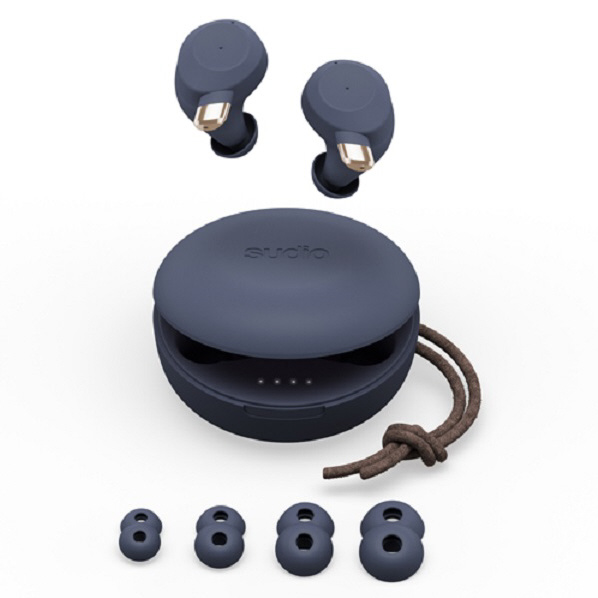 Sudio 完全ワイヤレスイヤフォン FEM ブルー SD-0083 [SD0083]【ARPP】【JNSP】