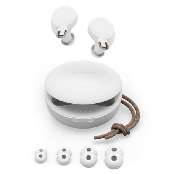 Sudio 完全ワイヤレスイヤフォン FEM ホワイト SD-0081 [SD0081]【ARPP】【JNSP】