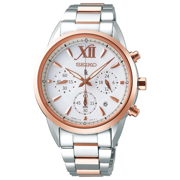 セイコーウォッチ ソーラー腕時計 ルキア(LUKIA) SSVS040 [SSVS040]