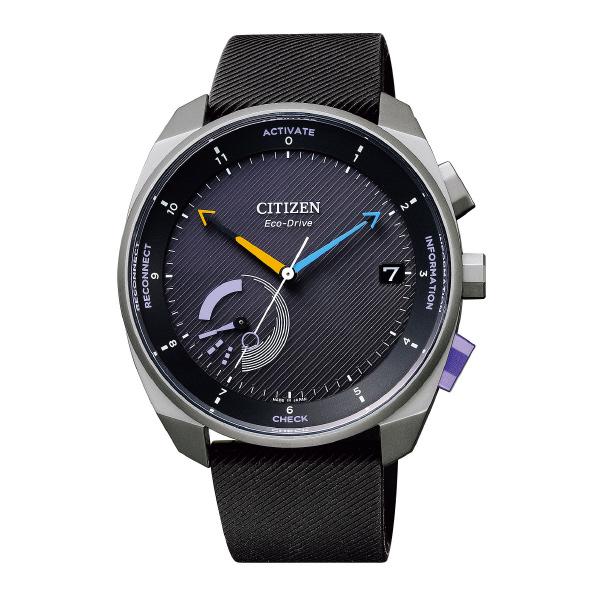 シチズン 腕時計 Eco-Drive Riiiver 黒 BZ7007-01E [BZ700701E]