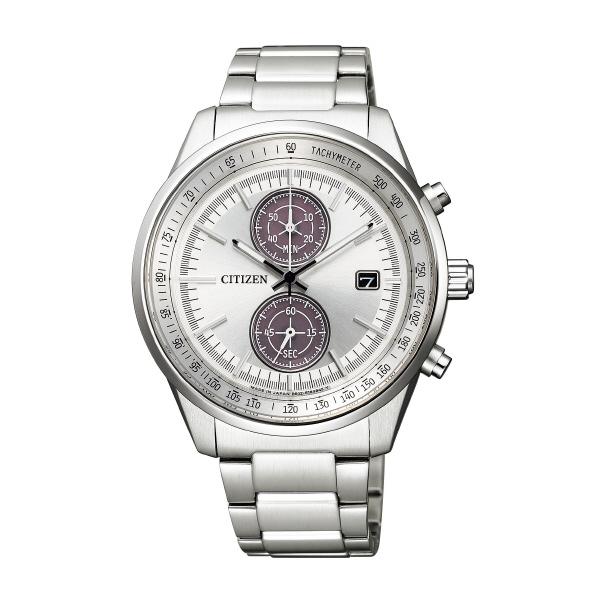 シチズン 腕時計 シチズンコレクション エコ・ドライブ スマートクロノグラフ シルバー CA7030-97A [CA703097A]
