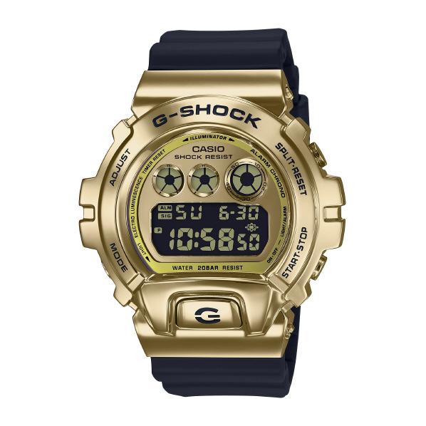カシオ 腕時計 G-SHOCK ゴールド GM-6900G-9JF [GM6900G9JF]