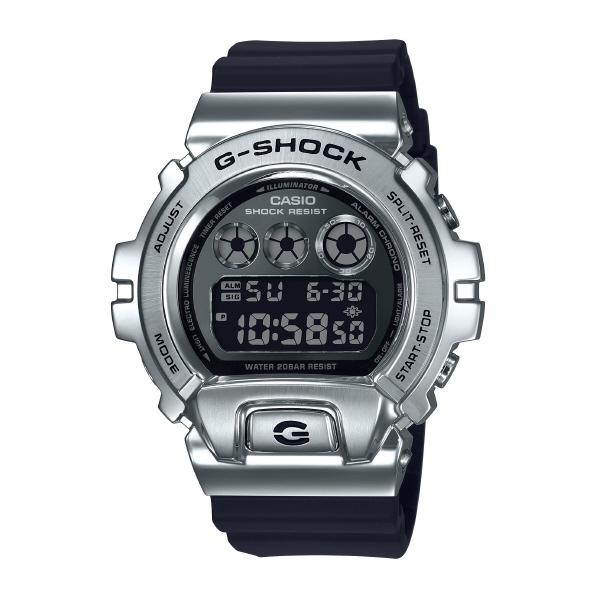 カシオ 腕時計 G-SHOCK シルバー GM-6900-1JF [GM69001JF]