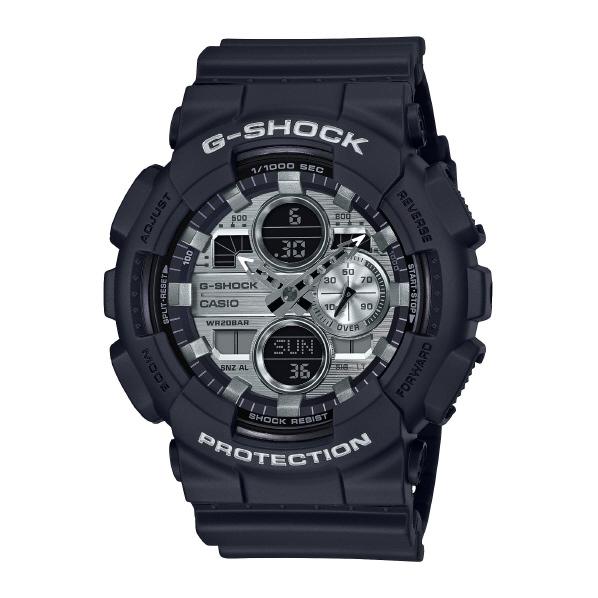 カシオ 腕時計 G-SHOCK ブラック GA-140GM-1A1JF [GA140GM1A1JF]