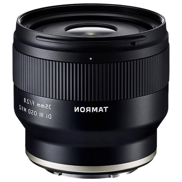 タムロン 広角単焦点レンズ 35mm F/2.8 Di III OSD M1:2 F053SF [F053SF]