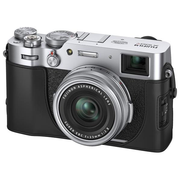 富士フイルム デジタルカメラ X100シリーズ シルバー FX100VS [FX100VS]【RNH】