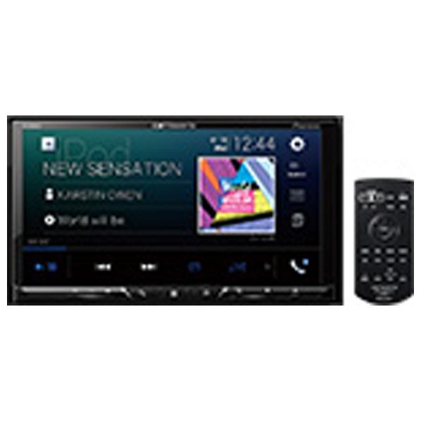 PIONEER 7V型ワイドVGAモニター/DVD-V/VCD/CD/Bluetooth/USB/チューナー・DSPメインユニット FH-9400DVS [FH9400DVS]
