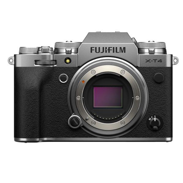 富士フイルム デジタル一眼カメラ・ボディ シルバー FXT4S [FXT4S]【RNH】
