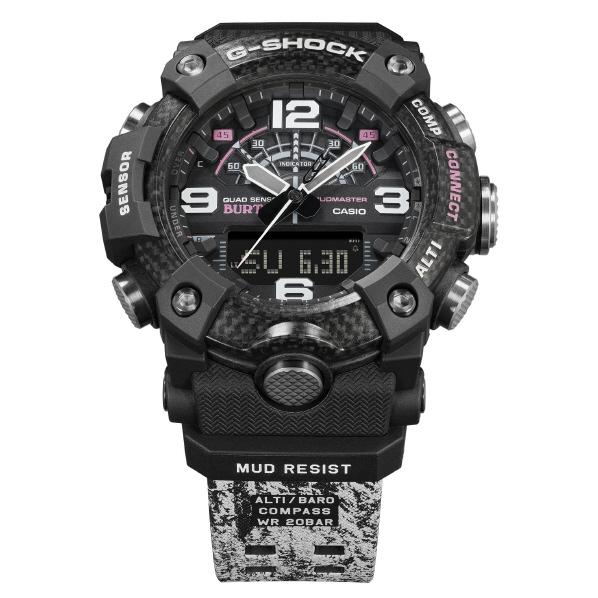 カシオ 腕時計 G-SHOCK ブラック GG-B100BTN-1AJR [GGB100BTN1AJR]