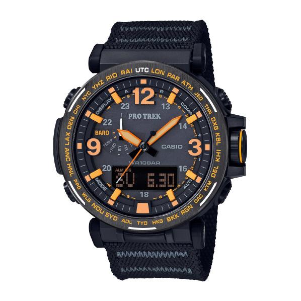 カシオ 腕時計 PROTREK ブラック PRG-600YB-1JF [PRG600YB1JF]