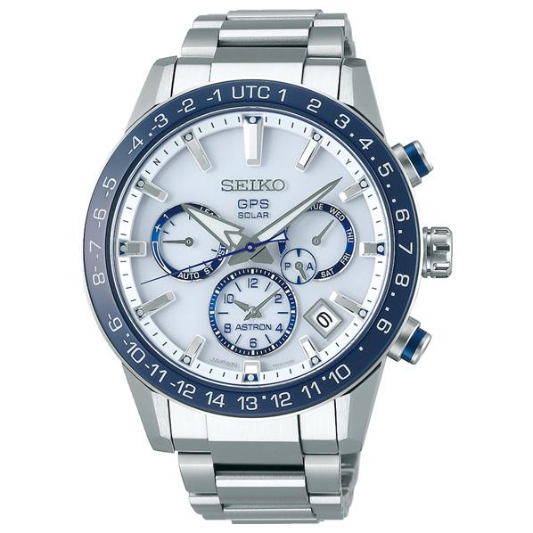 セイコーウォッチ GPSソーラー腕時計 ASTRON(アストロン) 5X デュアルタイム SBXC013 [SBXC013]