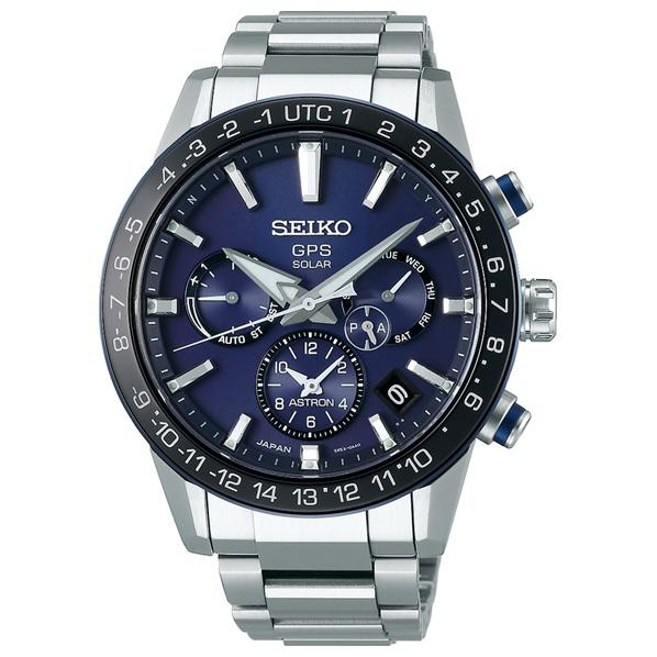 セイコーウォッチ GPSソーラー腕時計 ASTRON(アストロン) 5X デュアルタイム SBXC015 [SBXC015]