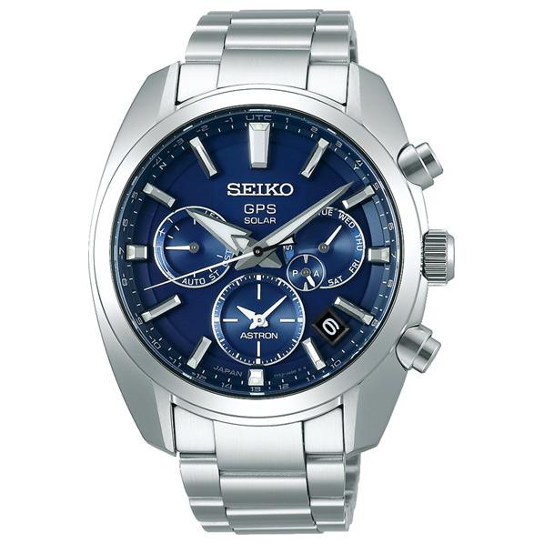セイコーウォッチ GPSソーラー腕時計 ASTRON(アストロン) 5X デュアルタイム SBXC019 [SBXC019]