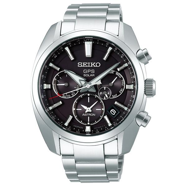 セイコーウォッチ GPSソーラー腕時計 ASTRON(アストロン) 5X デュアルタイム SBXC021 [SBXC021]