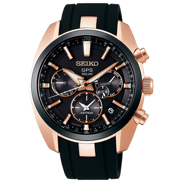 セイコーウォッチ GPSソーラー腕時計 ASTRON(アストロン) 5X デュアルタイム SBXC024 [SBXC024]