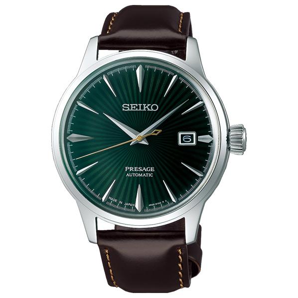 セイコーウォッチ 機械式(メカニカル)腕時計 プレザージュ(PRESAGE) ベーシックライン SARY133 [SARY133]