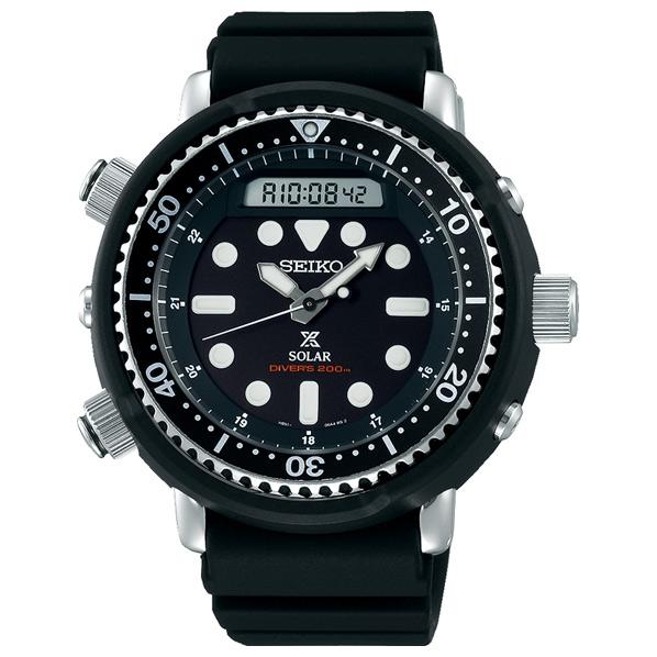 セイコーウォッチ ソーラー腕時計 PROSPEX(プロスペックス) ダイバースキューバ SBEQ001 [SBEQ001]