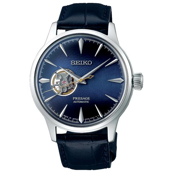 セイコーウォッチ 機械式(メカニカル)腕時計 プレザージュ(PRESAGE) ベーシックライン SARY155 [SARY155]