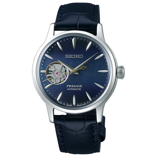 セイコーウォッチ 機械式(メカニカル)腕時計 PRESAGE(プレザージュ) ベーシックライン カクテルタイム SRRY035 [SRRY035]