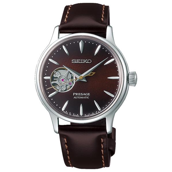 セイコーウォッチ 機械式(メカニカル)腕時計 PRESAGE(プレザージュ) ベーシックライン カクテルタイム SRRY037 [SRRY037]