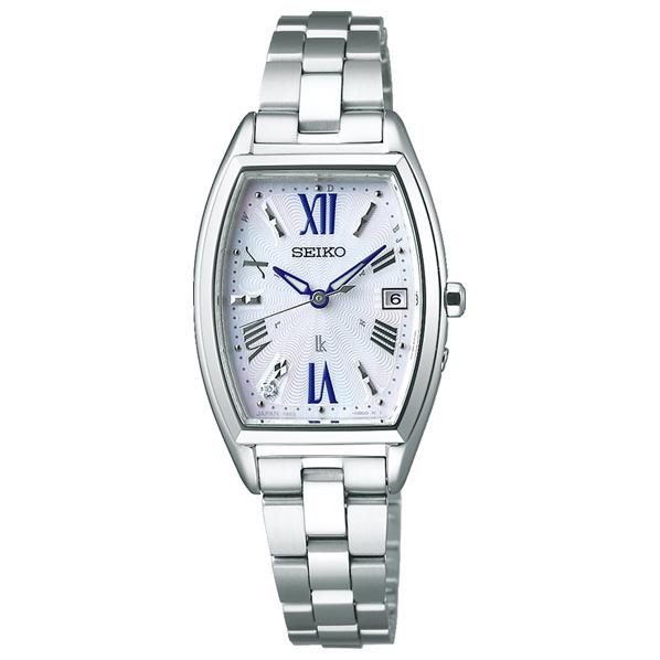 セイコーウォッチ ソーラー電波腕時計 ルキア(LUKIA) Lady Diamond SSVW165 [SSVW165]