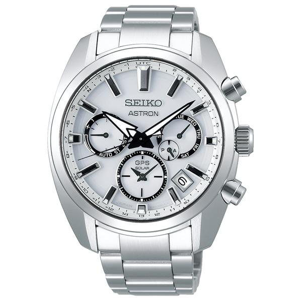 セイコーウォッチ GPSソーラー腕時計 ASTRON(アストロン) 5X デュアルタイム SBXC047 [SBXC047]