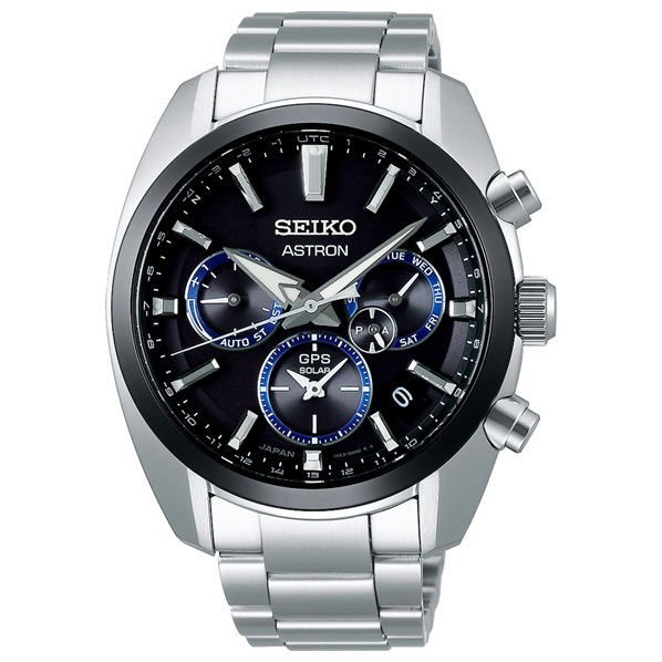 セイコーウォッチ GPSソーラー腕時計 ASTRON(アストロン) 5X デュアルタイム SBXC053 [SBXC053]