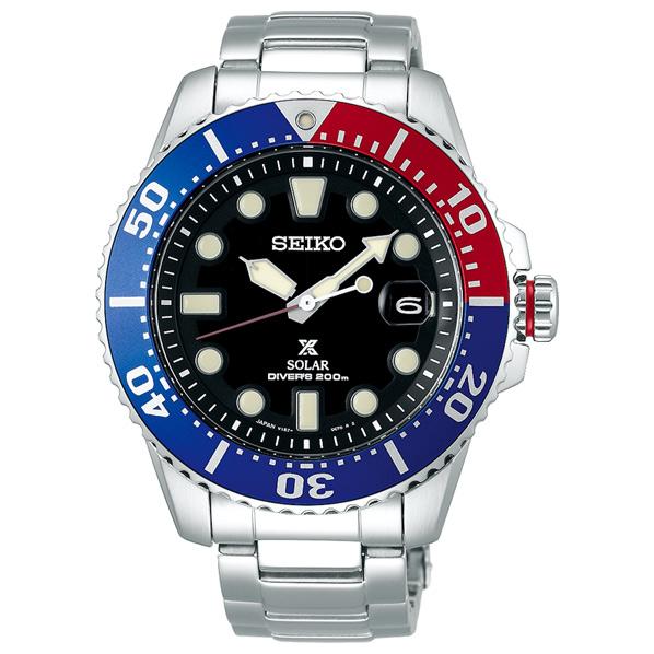 セイコーウォッチ ソーラー腕時計 PROSPEX(プロスペックス) ダイバースキューバ SBDJ047 [SBDJ047]