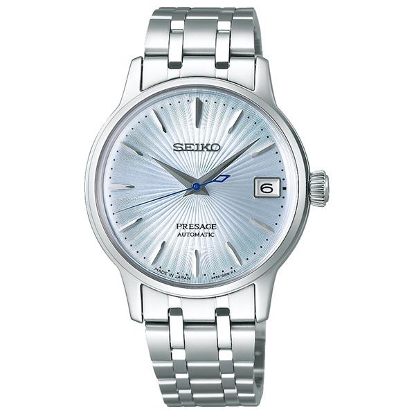 セイコーウォッチ 機械式(メカニカル)腕時計 PRESAGE(プレザージュ) ベーシックライン SRRY041 [SRRY041]