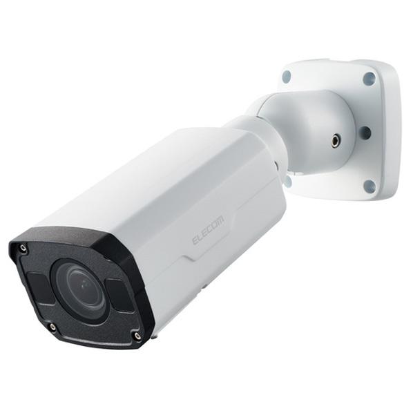エレコム 電動可変焦点バレット型200万画素ネットワークカメラ SCB-EB2M02 [SCBEB2M02]