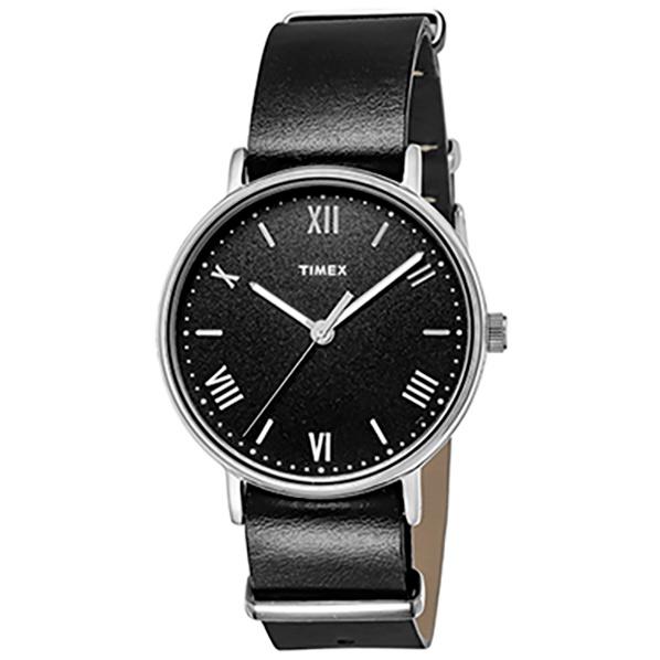 タイメックス 腕時計 サウスビュー ブラック TW2R28600 [TW2R28600]