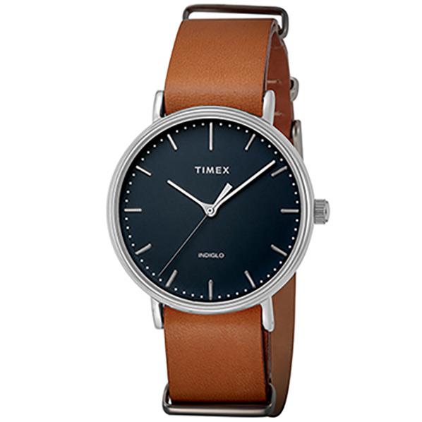 タイメックス 腕時計 ウィークエンダーフェアフィールド ブルー TW2P97800 [TW2P97800]