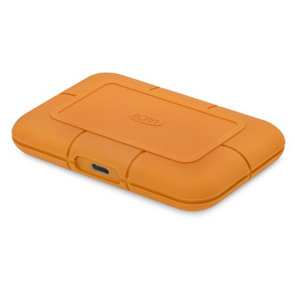 放送業界 映像制作現場に最適な 高速データ転送を実現するUSB3.1 Gen2 対応のSSD 発売モデル LACIE 返品送料無料 DKPP Rugged 2TB SSD STHR2000800