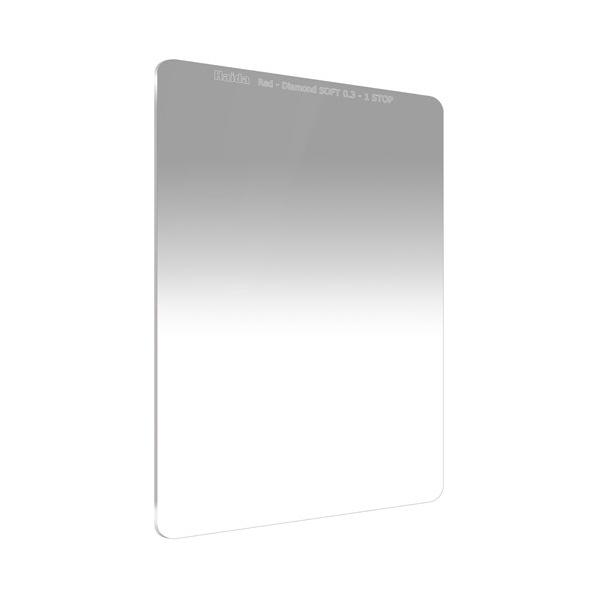 HAIDA レッドダイヤモンド ソフトグラデーション ND0.3 フィルター(100×150mm) RDダイヤ100ソフトGRDND0.3 [RDダイヤ100ソフトGRDND0.3]