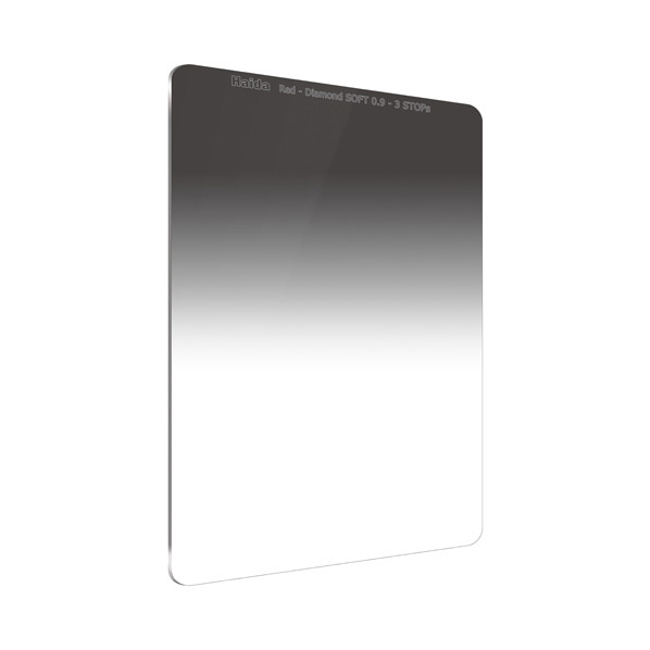 HAIDA レッドダイヤモンド ソフトグラデーション ND0.9 フィルター(100×150mm) RDダイヤ100ソフトGRDND0.9 [RDダイヤ100ソフトGRDND0.9]【JNSP】