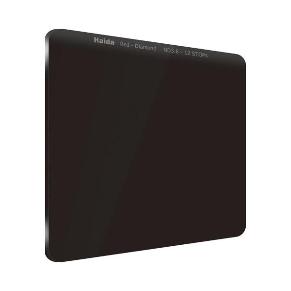 HAIDA レッドダイヤモンド ND3.6(4000×)フィルター (150×150mm) RDダイヤ150ND3.6(4000X [RDダイヤ150ND3.6]