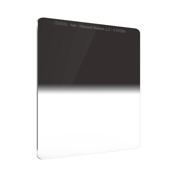 HAIDA レッドダイヤモンド ミディアムグラデーション ND1.2 フィルター (150×170mm) RDダイヤ150ミディアムGRDND1.2 [RDダイヤ150ミデイアムGRDND1.2]