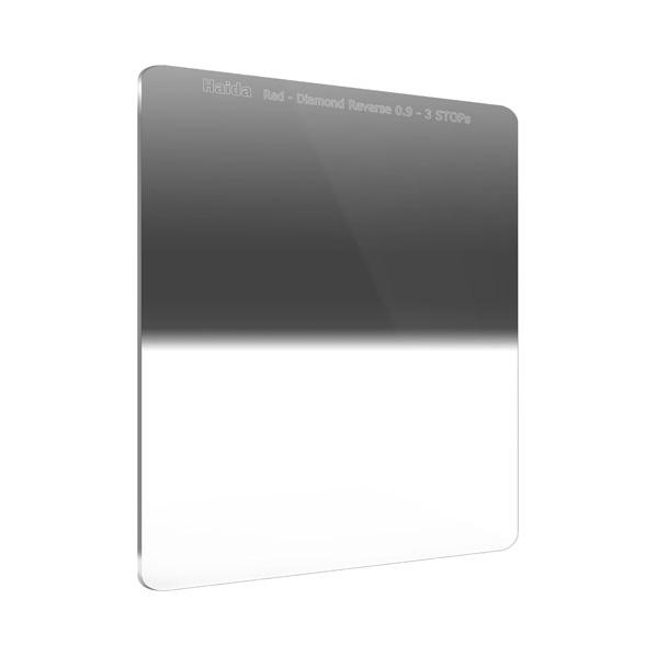 HAIDA レッドダイヤモンド リバースグラデーション ND0.9 フィルター (150×170mm) RDダイヤ150リバスGRDND0.9 [RDダイヤ150リバスGRDND0.9]【JNSP】