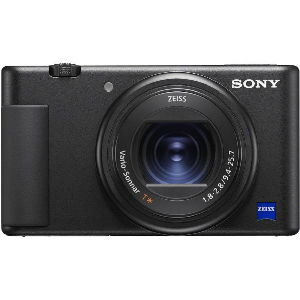 SONY デジタルカメラ VLOGCAM ブラック ZV-1 [ZV1]【RNH】
