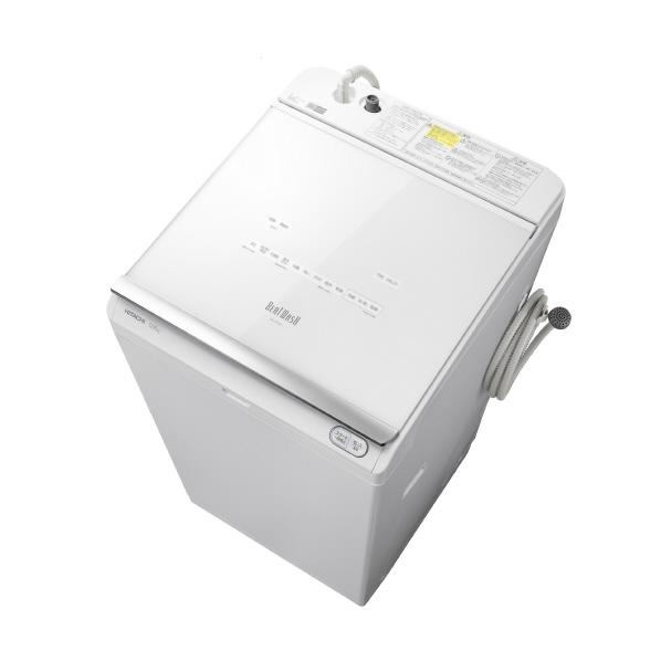 日立 12.0kg 洗濯乾燥機 ビートウォッシュ ホワイト BW-DX120F W [BWDX120FW]【RNH】【SPMS】
