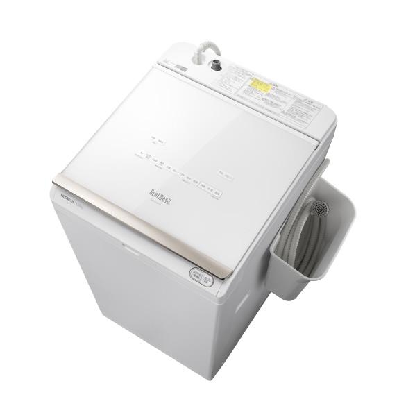 日立 12.0kg 洗濯乾燥機 オリジナル ビートウォッシュ ホワイト BW-DX120FE8 W [BWDX120FE8W]【RNH】【SPMS】