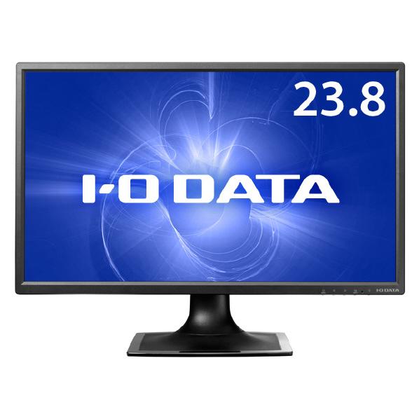 I・Oデータ 23.8型液晶ディスプレイ ブラック LCD-MF244EDSB [LCDMF244EDSB]【RNH】